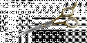 CHRIS CHRISTENSEN Artisan Series Curved Shear 5'' - šķēres 12,7 cm
