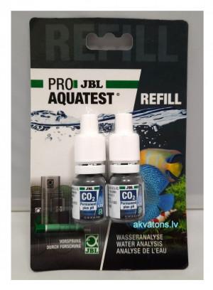 JBL Proaqua Test CO2/PH Permanent REFILL