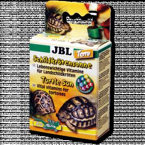 JBL Tortoise Sun Terra - vitamīni sauszemes bruņurupučiem 10ml