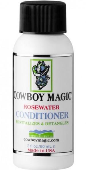 COWBOY MAGIC Rosewater Conditioner - kondicionieris suņiem, kaķiem, zirgiem 60ml