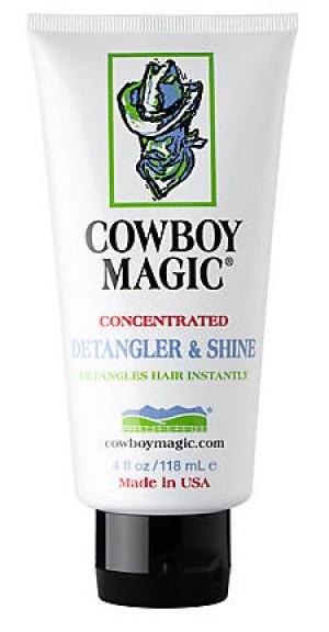 COWBOY MAGIC Concentrated Detangler & Shine - atšķetinošs kopšanas līdzeklis suņiem, kaķiem, zirgiem 118ml