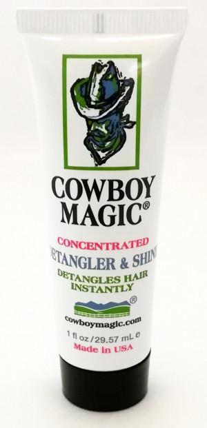 COWBOY MAGIC Concentrated Detangler & Shine - atšķetinošs kopšanas līdzeklis suņiem, kaķiem, zirgiem 30ml