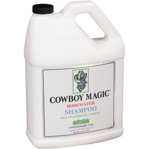 COWBOY MAGIC Rosewater Shampoo - šampūns suņiem, kaķiem, zirgiem 3,78L
