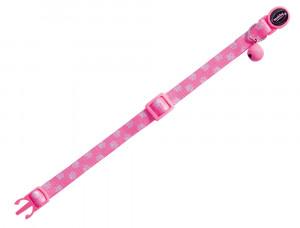 "Nobby ""Paw Pink"" - kaklasiksna kaķiem, rozā"