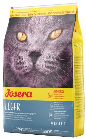 Josera Super Premium Leger Light 2kg + bumbiņa DĀVANĀ!