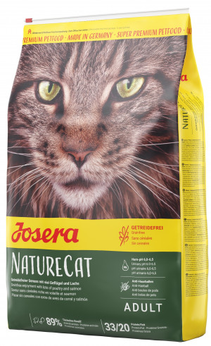 Josera Super Premium Nature Cat 10kg