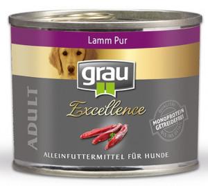 GRAU Excellence ADULT Lamb - konservi suņiem 200g