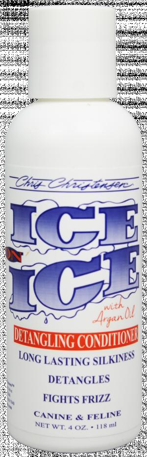 CHRIS CHRISTENSEN Ice On Ice Detangling Conditioner - kondicionieris suņiem un kaķiem 118ml