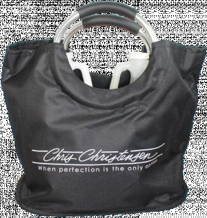 CHRIS CHRISTENSEN Logo Bag - soma