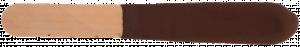CHRIS CHRISTENSEN Brown ChrisStix - tumši brūns krīts suņiem un kaķiem