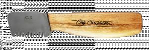 CHRIS CHRISTENSEN Folding Pocket Stripping Knives Coarse - profesionāls nazis apmatojuma skulpturēšanai
