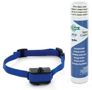 PetSafe Riešanas kontroles kaklasiksna Mini Spray