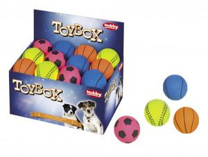 NOBBY Foam Rubber Toy - rotaļlieta suņiem