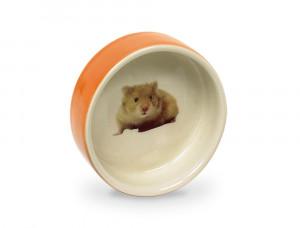 Nobby ''HAMSTER'' Ceramic Dish - bļoda grauzējiem 55ml