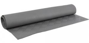 Show Tech Table Topper Anti-Slip Grey Grooming Surface - gumijas un vinila pārklājs galdam