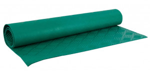 Show Tech Table Topper Anti-Slip Green Grooming Surface - gumijas un vinila pārklājs galdam