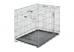 Show Tech Savic Dog Residence Size 3 - 91 x 61 x 71 cm Cage 2 doors - būris suņiem