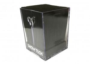 Show Tech Storage Box for Grooming Tools Black - trauciņš šķērēm