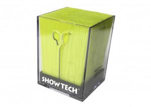 Show Tech Storage Box for Grooming Tools Lime Green - trauciņš šķērēm