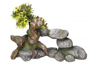 "Nobby Akvārija dekors Aqua Ornaments ""BONSAI"""