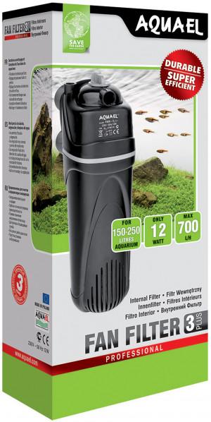 Aquael FAN 3 PLUS Akvārija iekšējais filtrs