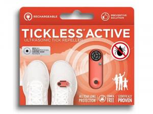 Tickless Active Ultraskaņas repelenta ierīce (USB) - sarkana
