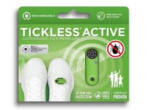 Tickless Active Ultraskaņas repelenta ierīce (USB) - zaļa