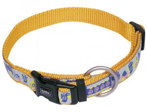 """Nobby Collar """"Style"""" - kakla siksna suņiem, dzeltena"""