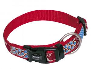 "Nobby Collar ""Style"" - kakla siksna suņiem, sarkana"