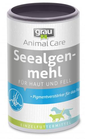 GRAU Seaweed Extract Powder - papildbarība suņiem un kaķiem 200g
