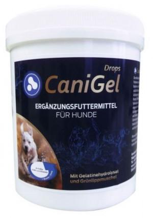 GELAMIN CANIGEL DROPS - papildbarība suņiem 500g
