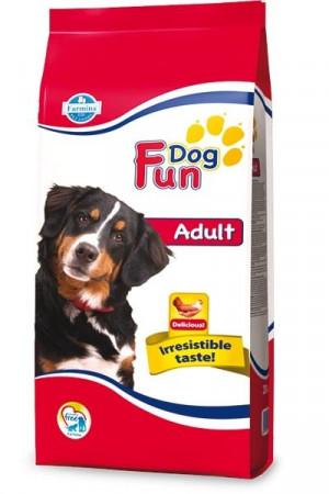 FARMINA Fun Dog Adult - sausā barība suņiem 20kg