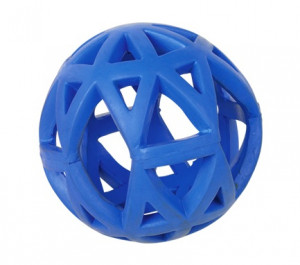 NOBBY Rubber fence ball - rotaļlieta suņiem
