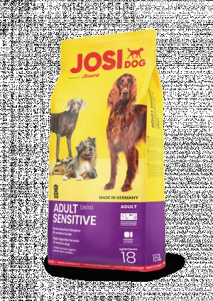Josera JosiDog Adult Sensitive 15kg + 3kg DĀVANĀ!