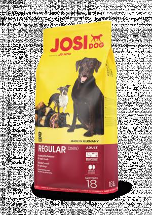 Josera JosiDog Regular 15kg + 3kg DĀVANĀ!