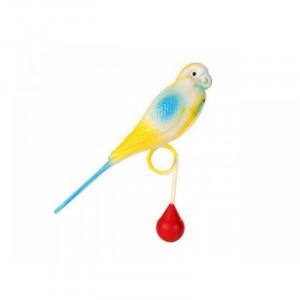 Beeztees rotaļlieta papagaiļiem - putniņš