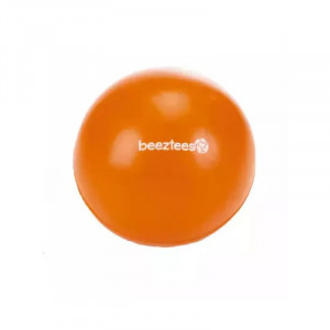 Beeztees rotaļlieta suņiem - gumijas bumbiņa, oranža