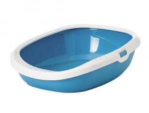 "NOBBY ""Gizmo Medium"" - tualete kaķiem, zila"