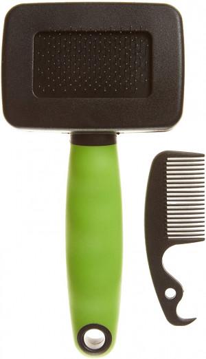 Ferplast GRO 5800 Slicker Brush - ķemme kaķiem
