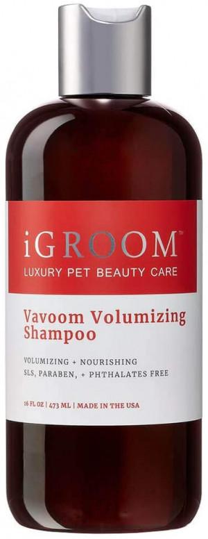 iGroom Vavoom Volumizing Shampoo - šampūns suņiem un kaķiem 473ml