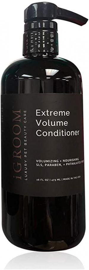 iGroom Extreme Volume Conditioner - kondicionieris suņiem un kaķiem 473ml