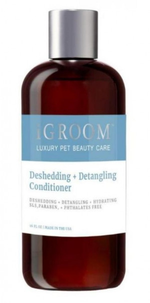 iGroom Deshedding + Detangling Conditioner - kondicionieris suņiem un kaķiem 473ml