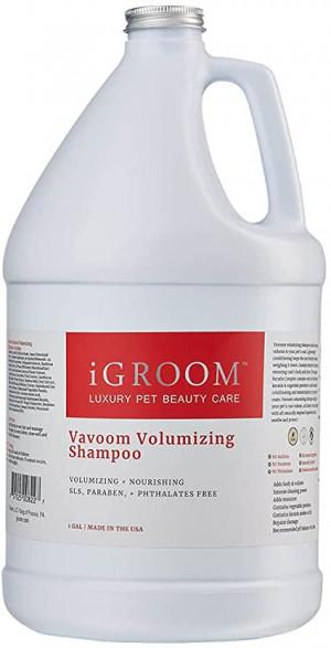 iGroom Vavoom Volumizing Shampoo - šampūns suņiem un kaķiem 3,78L