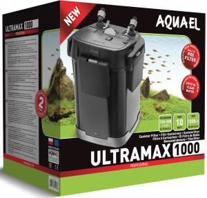 Aquael akvārija ārējais filtrs FILTER ULTRAMAX 1000
