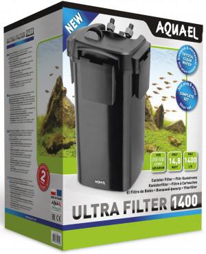 Aquael akvārija ārējais filtrs FILTER ULTRA 1400