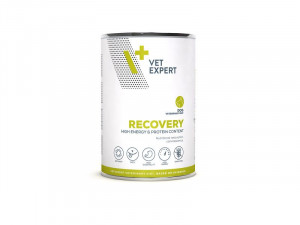 4T Veterinary Diet Recovery Dog 400g AKCIJA 4+1