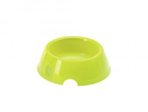 """NOBBY """"PICNIC"""" - plastmasas bļoda suņiem un kaķiem, zaļa"""