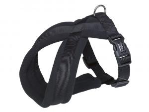 """Nobby iemaukti """"Comfort Harness Classic"""", melni"""