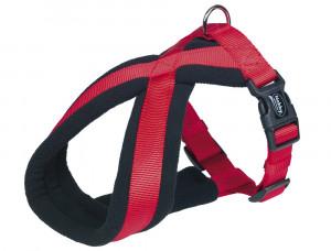 "Nobby iemaukti ""Comfort Harness Classic"", sarkani"