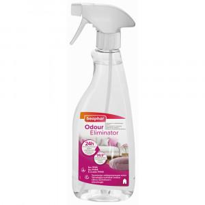 Beaphar Odour Eliminator - līdzeklis smaku un baktēriju iznīcināšanai 500ml
